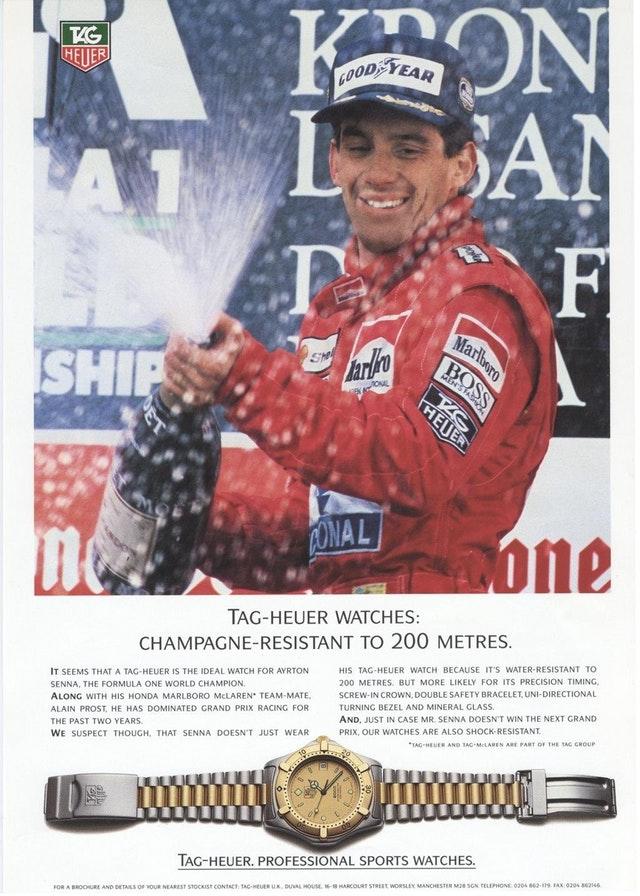 Senna - tag-heuer