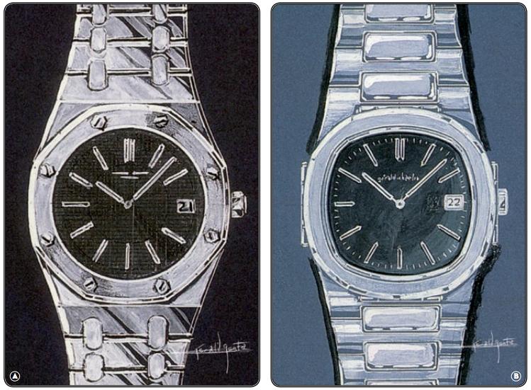 gerald-genta-laikrodžių-dizaineris