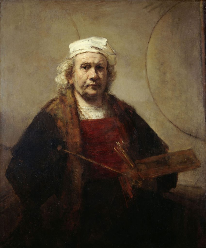 Rembrandt-autoportretas-Kieklaiko