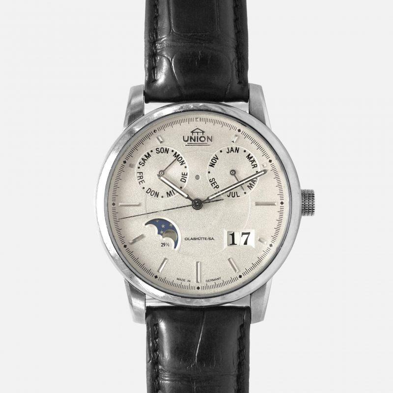 Union-Glashutte-laikrodis