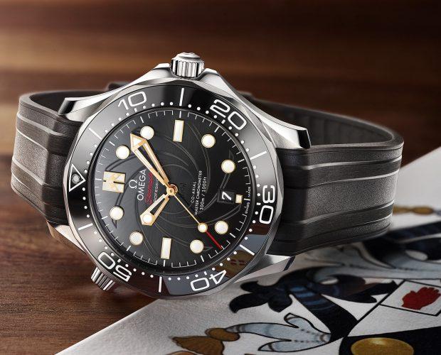 Bond-laikrodis-Omega