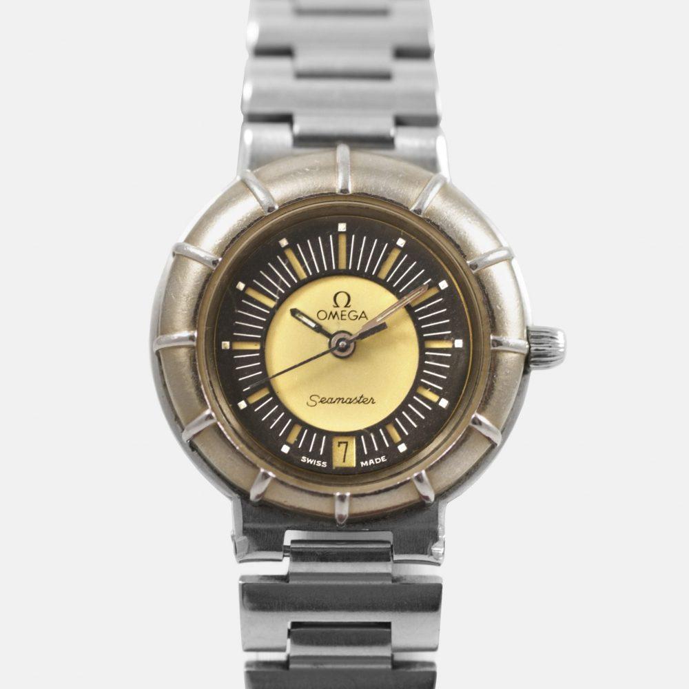 Omega-Seamaster-Quartz-moteriškas-laikrodis