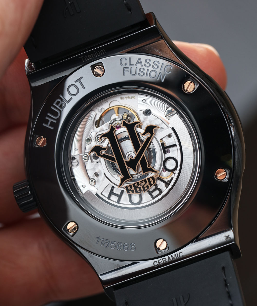 Hublot-chronografas