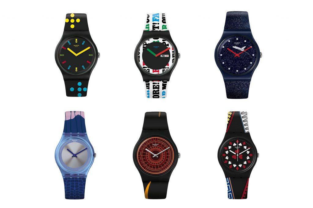 Swatch-laikrodziai-James-Bond