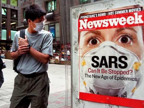 SARS-epidemija-laikrodžiai