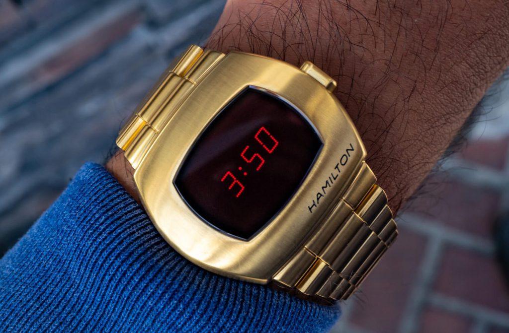 Hamilton-pulsar-laikrodis