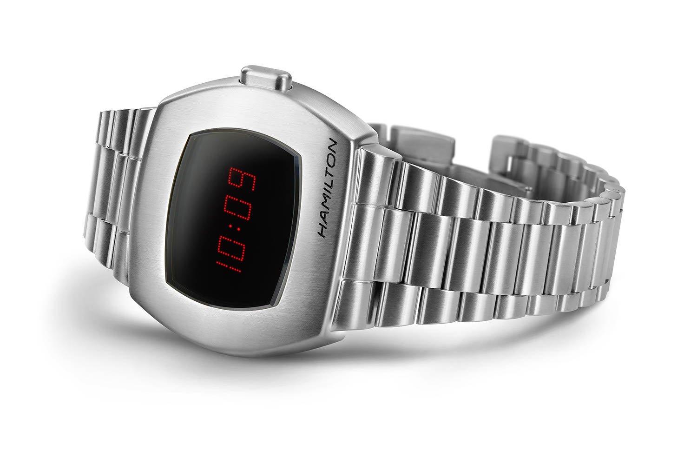 LED-laikrodis