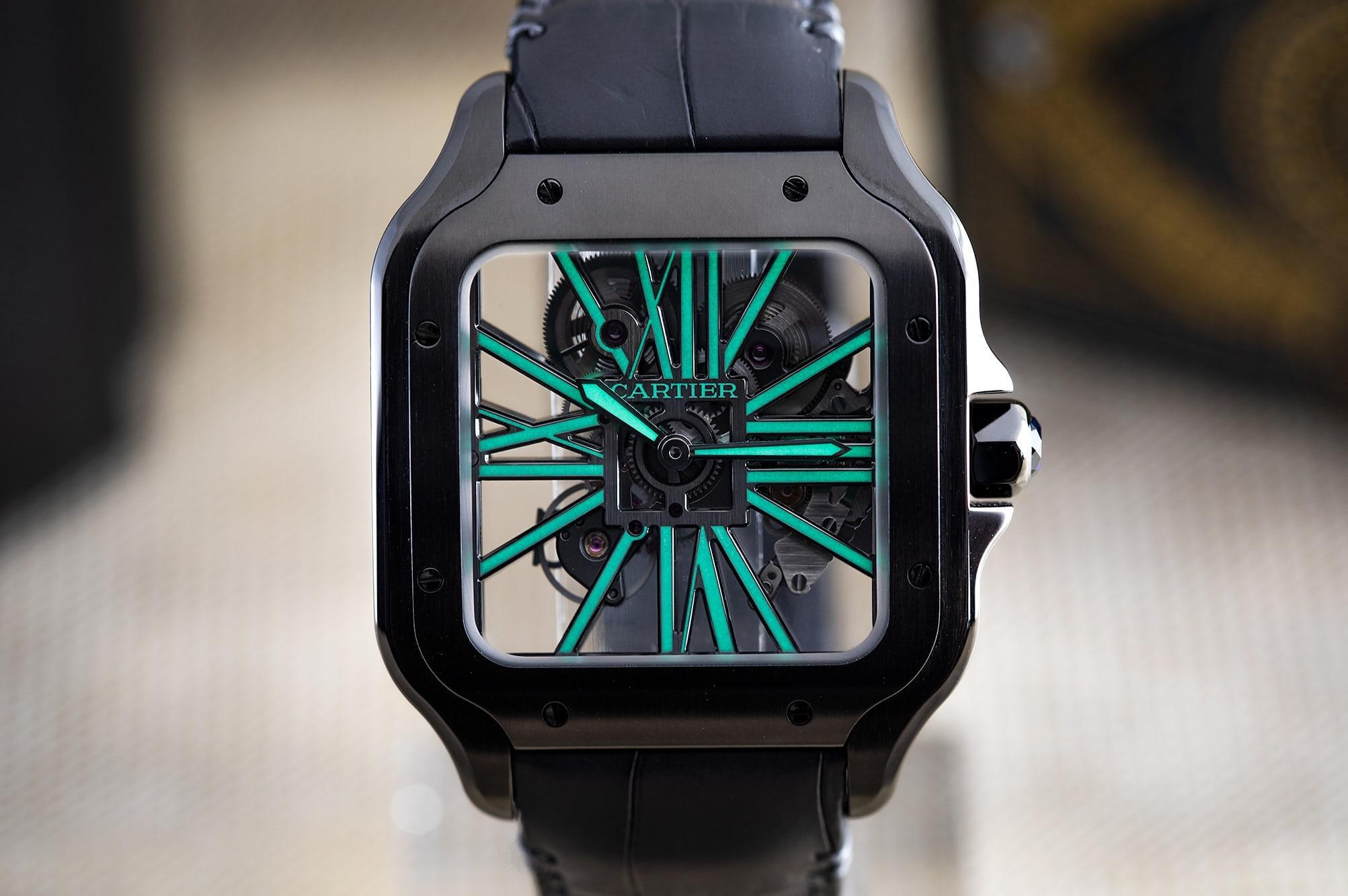 Cartier-laikrodis