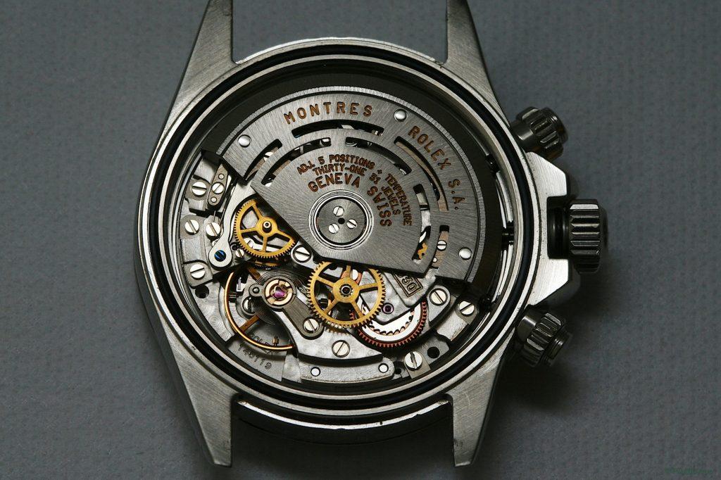 Chronografo-mechanizmas