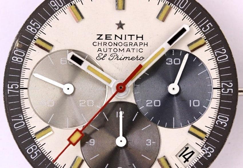 Zenith-chronografas