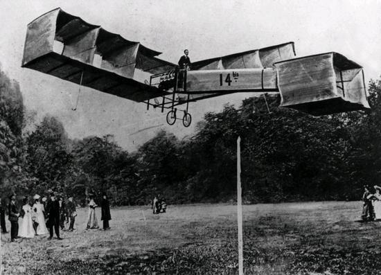 Cartier-lėktuvas