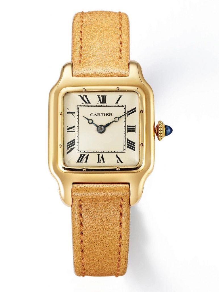 Cartier-santos-laikrodis