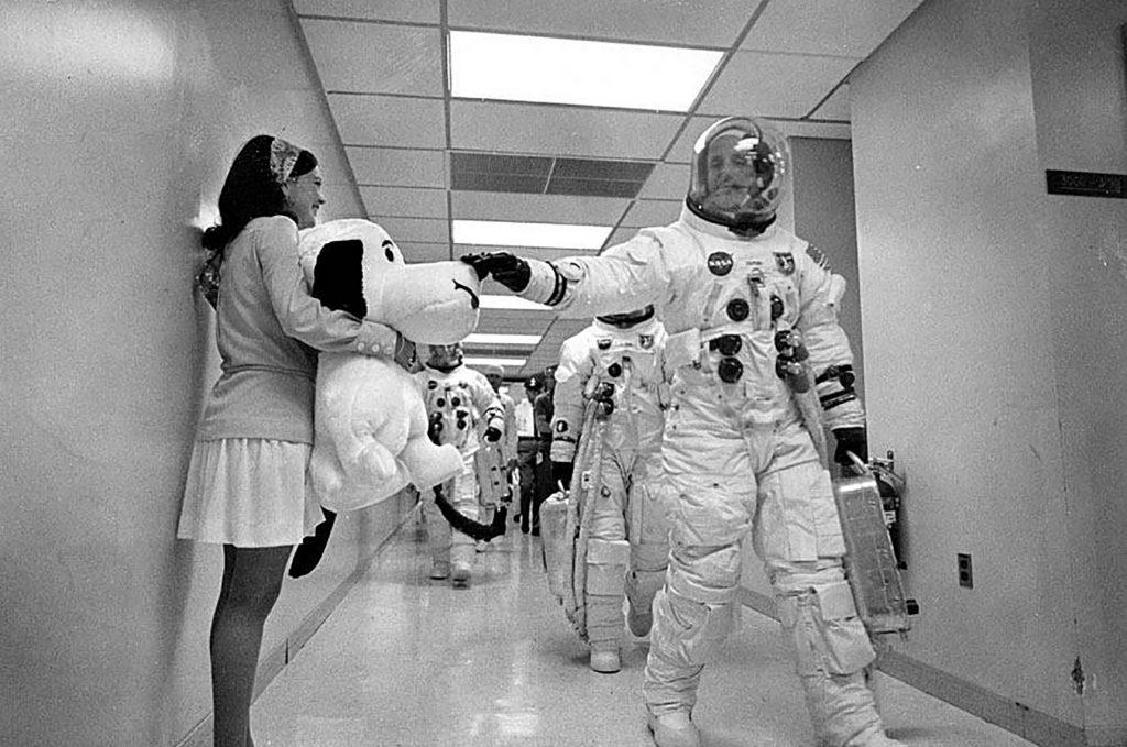 NASA-laikrodziai