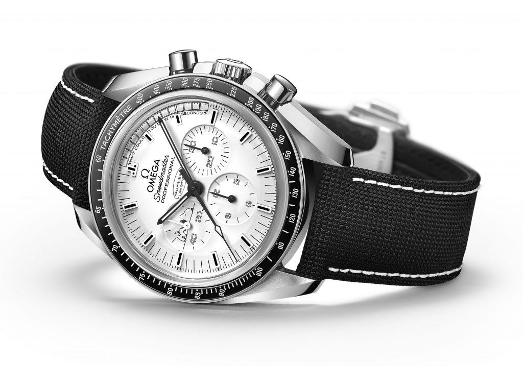 Omega-Speedmaster-laikrodžių-Snoopy
