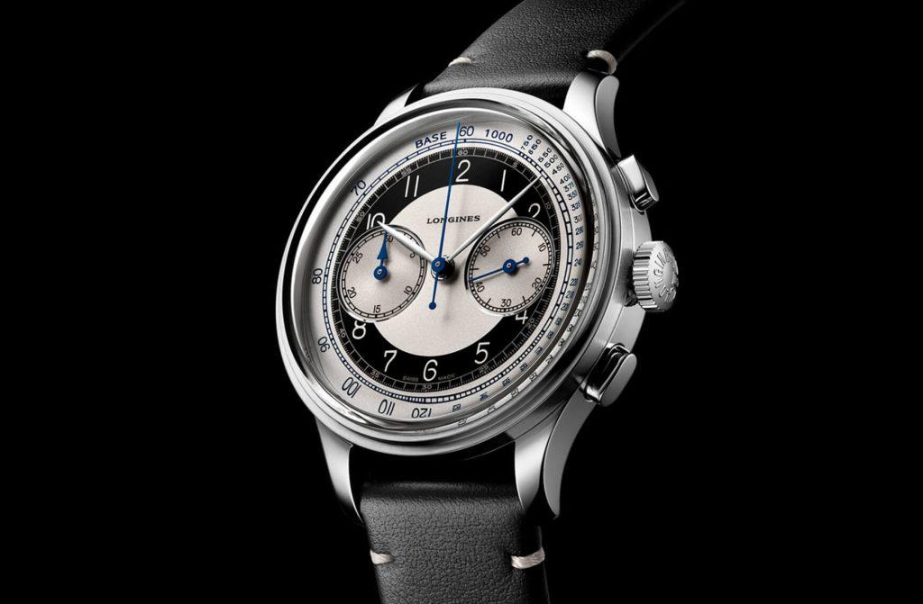 Longines-chronografas