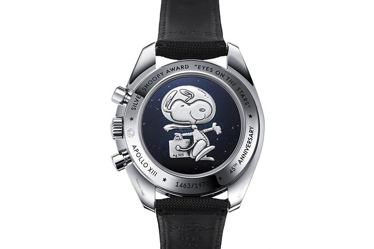 snoopy-omega-laikrodis