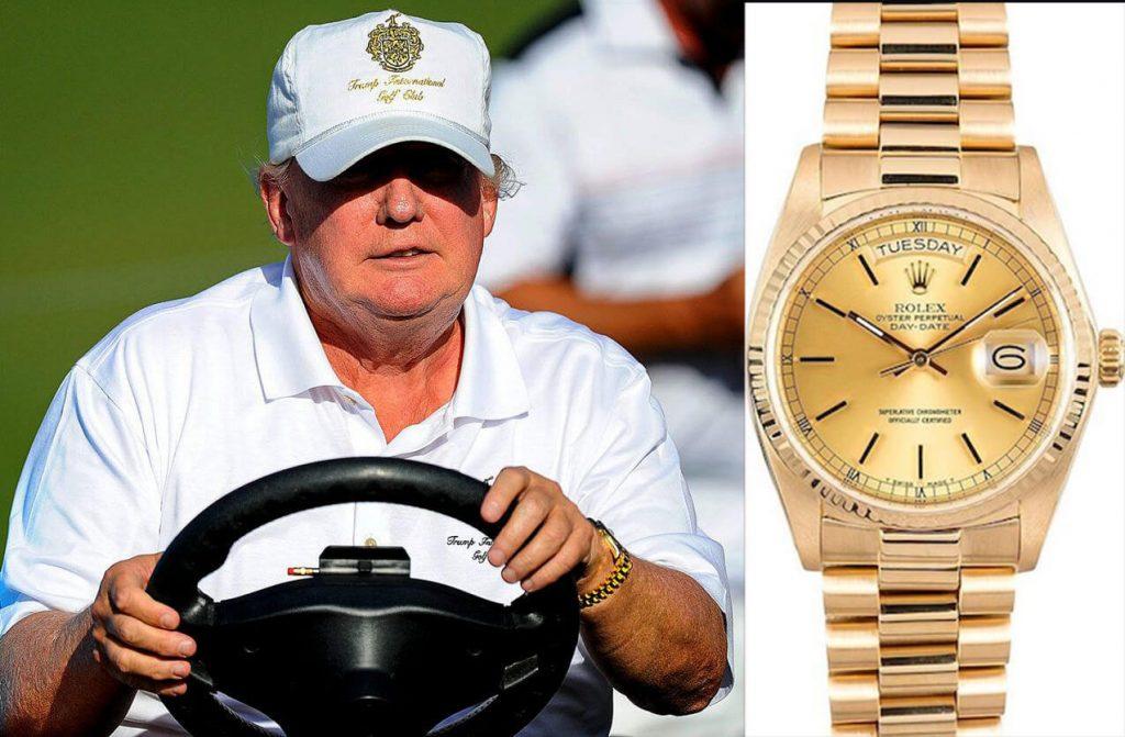 Donald-trump-laikrodis