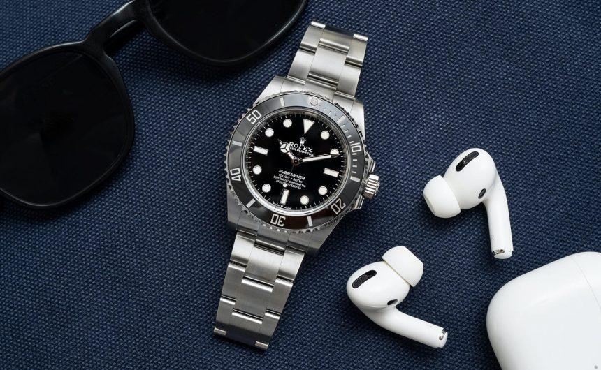 Rolex-Submariner-evoliucija-laikrodžiai