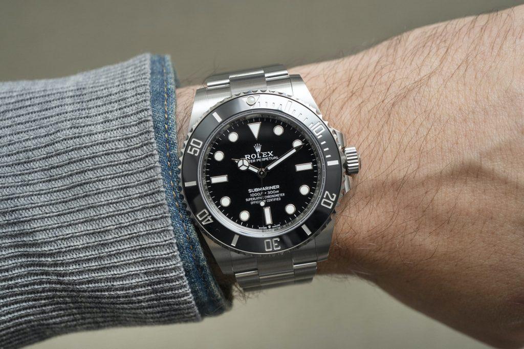 Rolex-laikrodžiai-evoliucija-lietuva