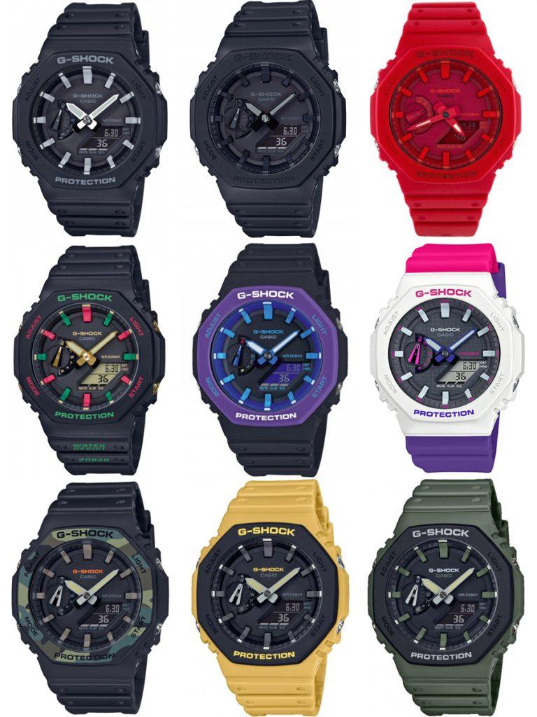 casio-laikrodziai