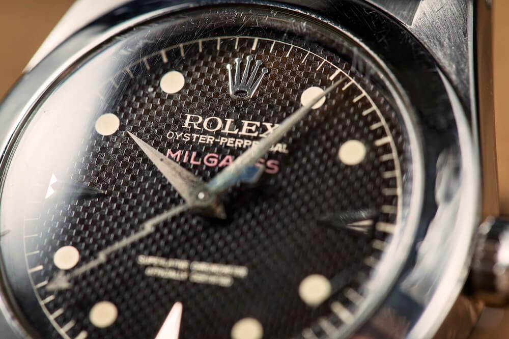 Rolex-Milgauss-laikrodis