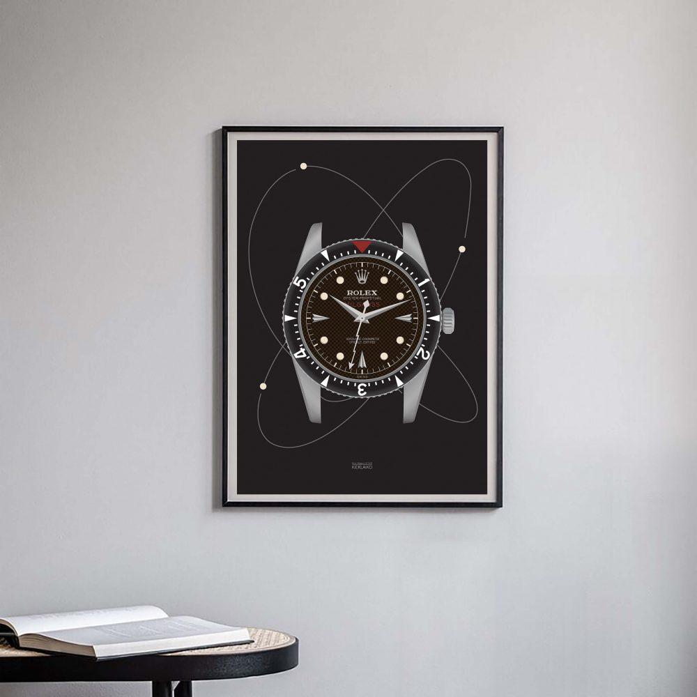 Rolex-laikrodis-milgauss-6541-plakatas