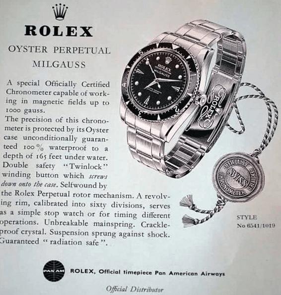 Rolex-laikrodis-reklama