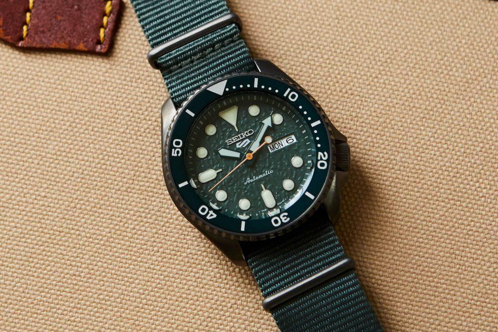Seiko-5-laikrodis