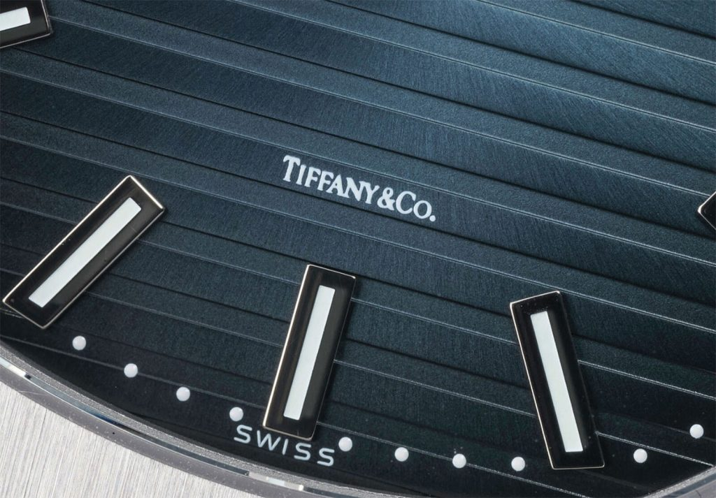 Tiffany-laikrodis