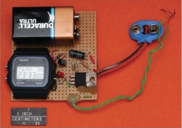Casio-F91W-laikrodis
