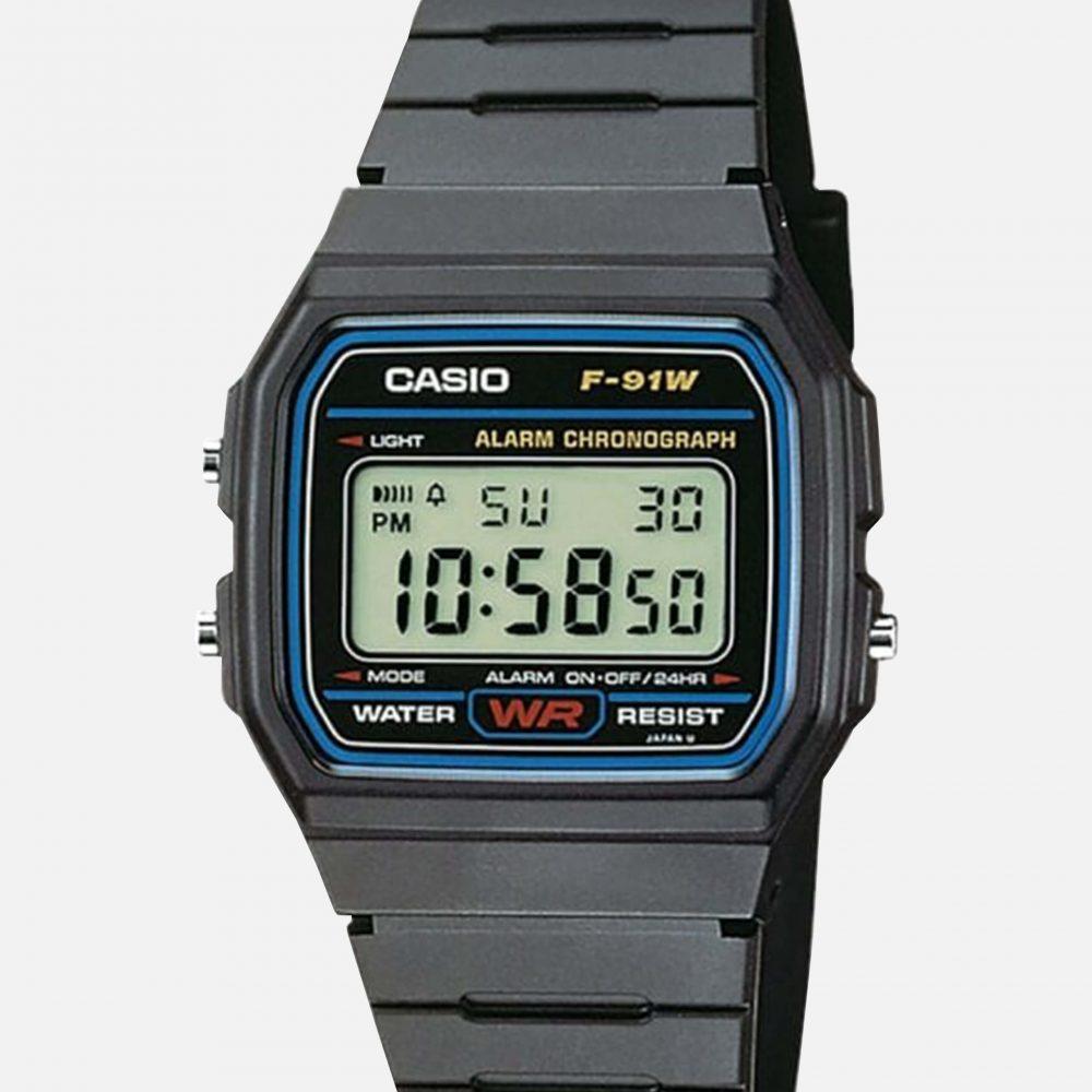 Casio-F-91W-1YER-laikrodis