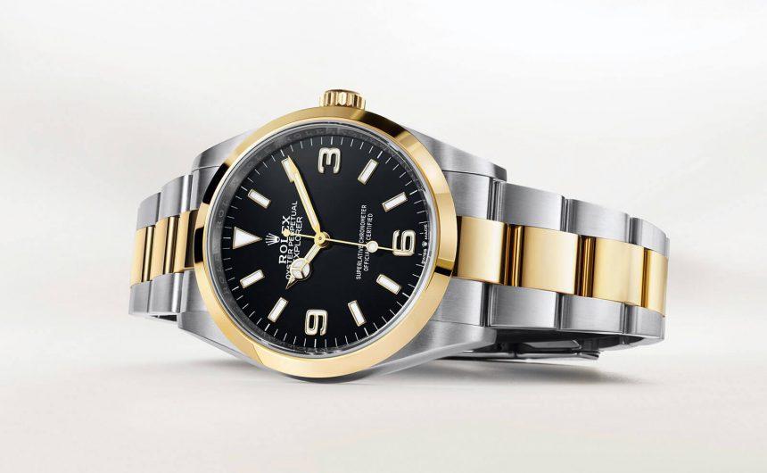 Rolex-Explorer-vyriškas-laikrodis