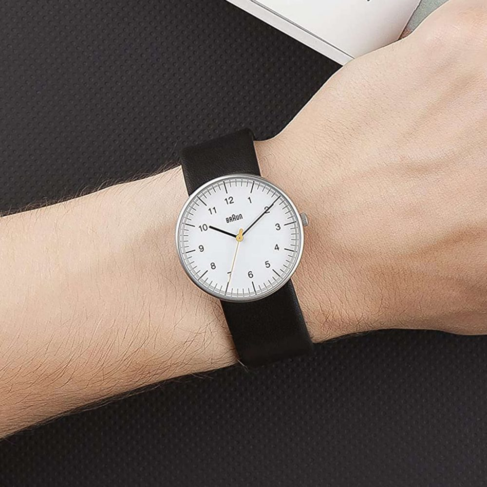 Braun-BN0021BKG-laikrodis
